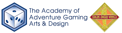 Origins Awards Academy