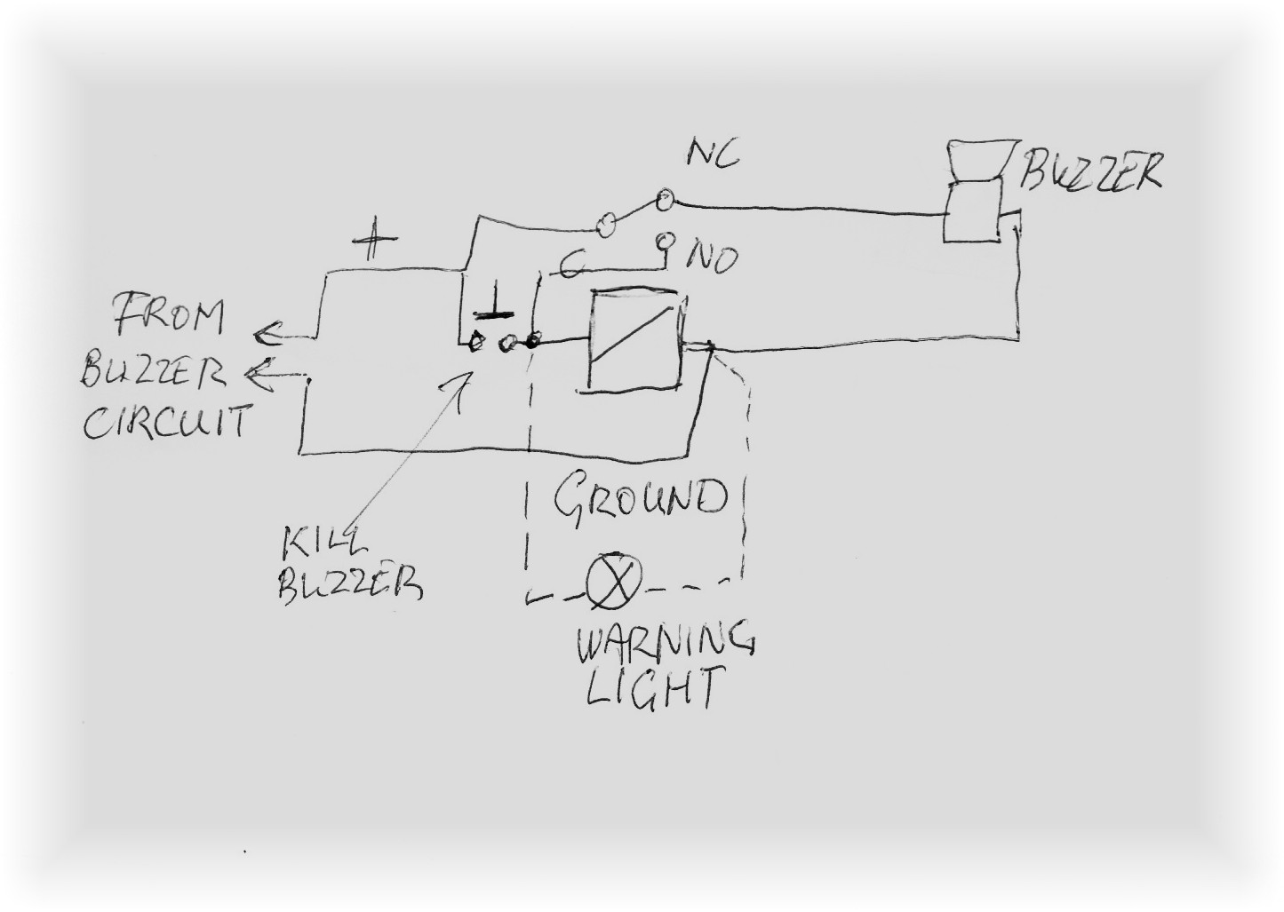 dump body alarm wiring diagram