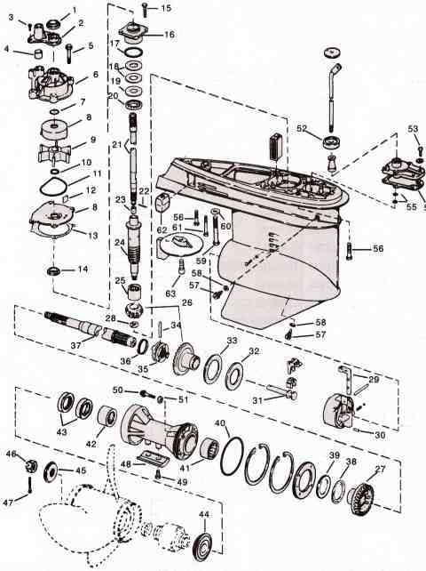 Honda Outboard Wiring Diagram Wiring Diagram 2019