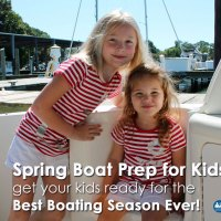 Spring Boat Prep for Kids