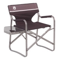 Coleman Folding Deck Chair w/Table