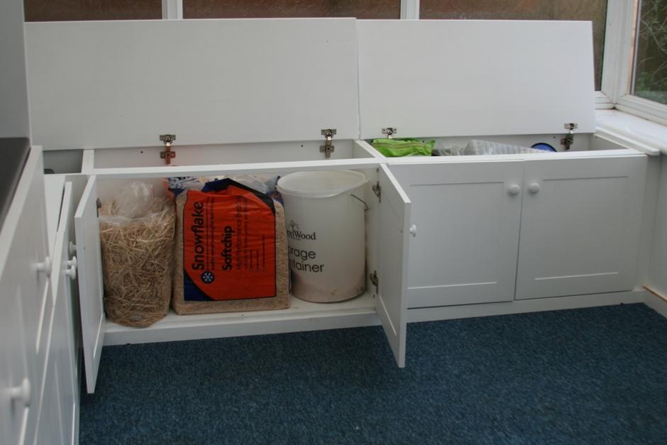 Cambridge Conservatory Storage Units Boatman Furniture