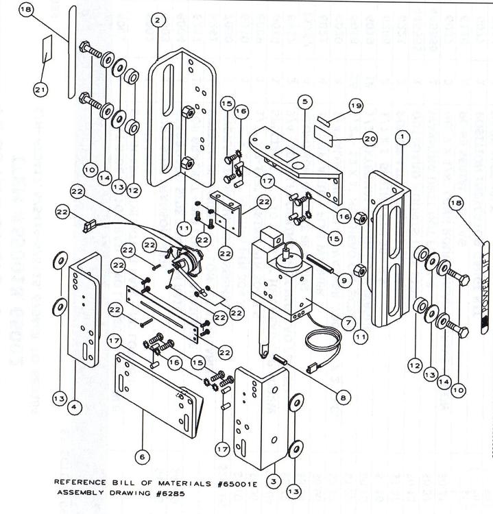cmc hydraulic jack plate wiring diagram