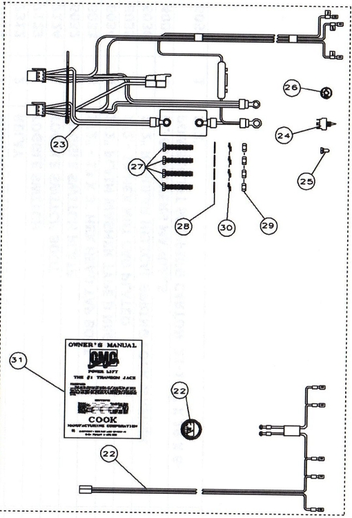 navigation lights boat wiring help