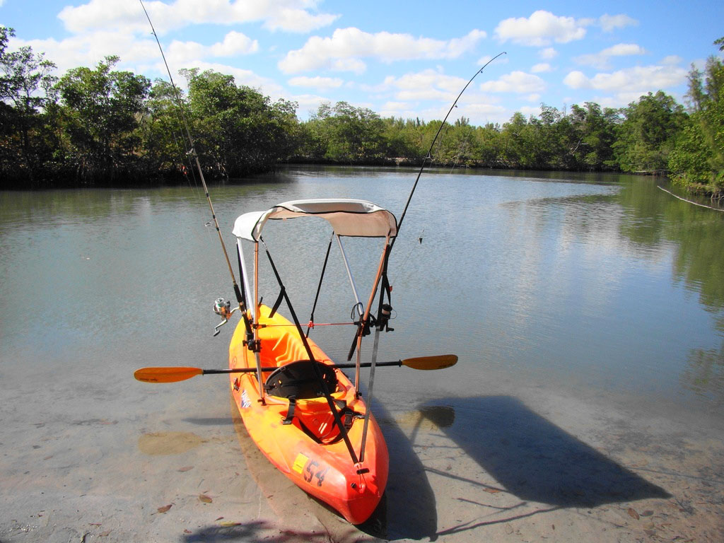 Kayak Fishing Deals On 1001 Blocks