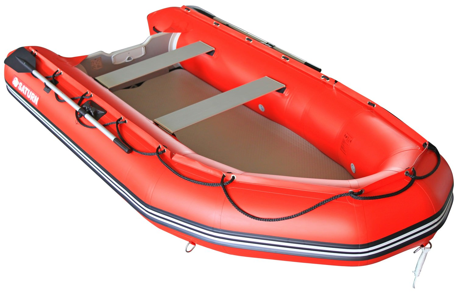 Saturn 1239 Inflatable Boats Is Best Selling Sport Run About