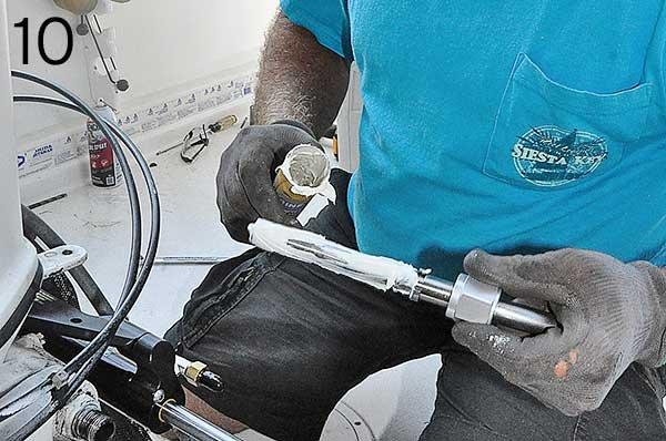 Upgrade To Hydraulic Steering Boatus Magazine