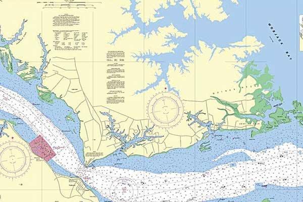 How To Use Nautical Charts To Navigate - BoatUS Magazine
