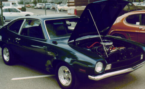 The Ford Pinto Page