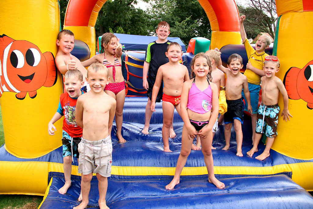Kids Party Hire - Jumping Castle