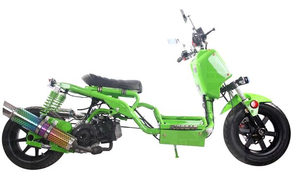 honda 50cc moped engine diagrams