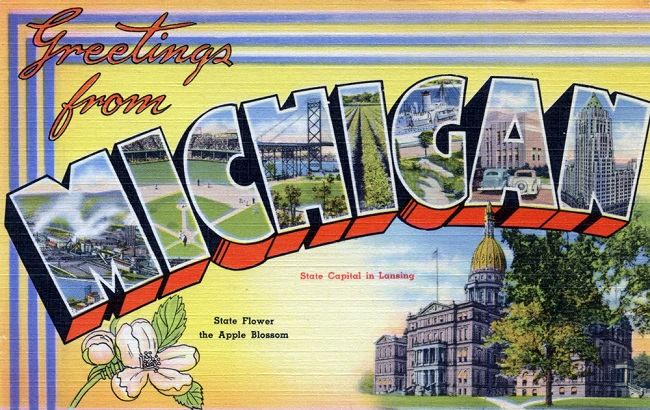 MichiganPostcard