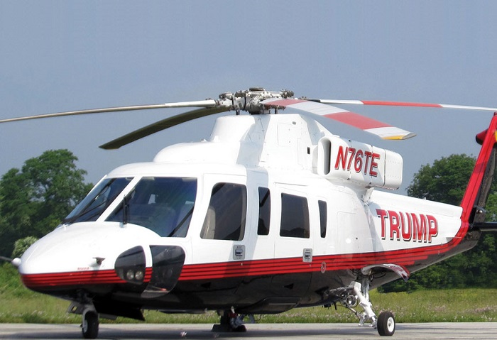 TrumpHelicopter