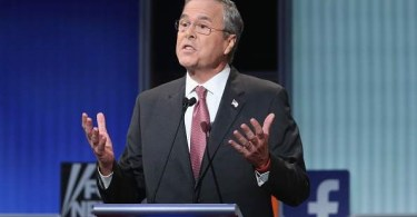 Top-Polling GOP Candidates Participate In First Republican Presidential Debate