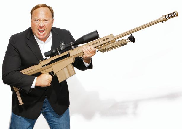 alex jones firearm