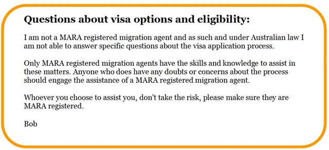 Chances of Qualifying for an Australian Visa