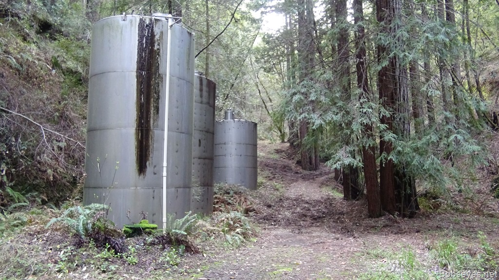 Enclosure Work Checked The Water Tanks And Charged The