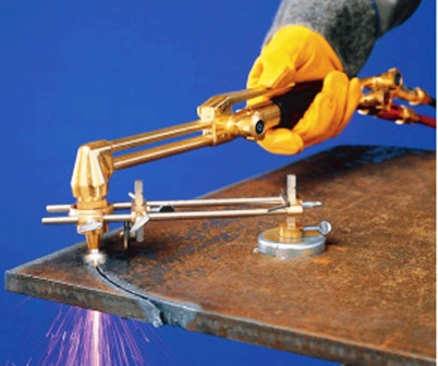 Tanjant gas guide kits, Victor Oxy-Acetylene cutting guide kit, BOC