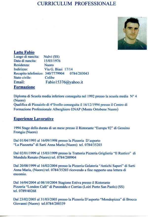 Informaii Personale Ion Andrei Popescu Europass Exemple De Cv Uri Completate In Romana Lettre De