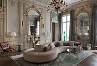 Effortless Chic interiors with Modern French Style