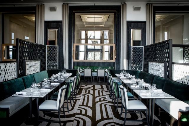 High End Restaurants Ideas By Interior Designers Gilles  Boissier