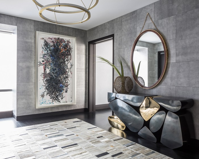 Contemporary Hallway Ideas To Enliven Your Home Decor