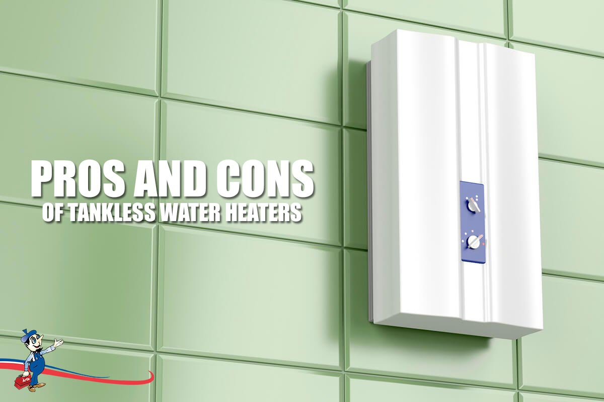 A Guide To Help You Decide If A Tankless Water Heater Is