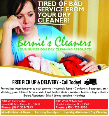 Bernie's Cleaners 1-4 pg (del truck) color copy