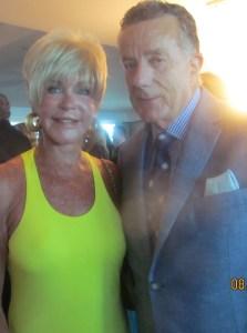 Patti Carpenter and Gerry Cafaro