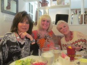 Wendy Baum, Charlotte Beasley and Sabina Fata