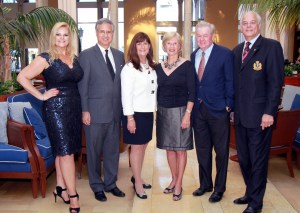 Kari Oeltjen, Palm Beach County Commissioner, Honorable  Steven Abrams, Mayor Susan Haynie, Honorable Susan Whelchel , Honorable Bill T. Smith, Jr. and Jon Kaye