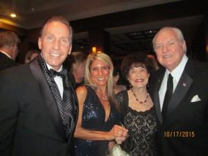 Peter abd  Mercedes Mottek and Rosemary and Ben Krieger