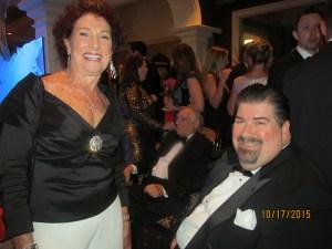 Gail Eagle and Jay Van Vecten