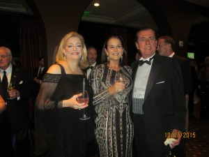 Bonnie Kaye, Lisa and Derek Vander Ploeg