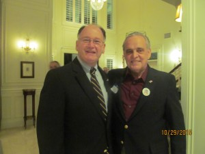 Rep. Nat'l Commiteeman, Peter Feaman and Larry Horist