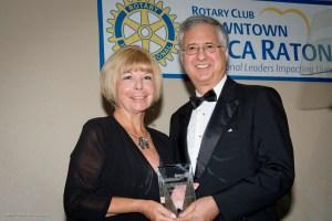 Connie Siskowski and Honorable Steve Abrams