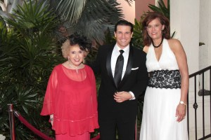 Marleen Forkas, Mike Walstrom, Carole Boucard
