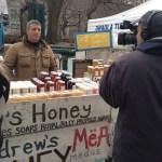 Beekeeper shoot