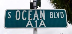 City With the Best Street Signs...Boca Raton!  Happy Sunday!  Photo Courtesy Rick Alovis
