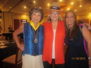 Arlene Herson, and Bonnie Kaye