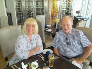 Charlotte and Bob Beasley