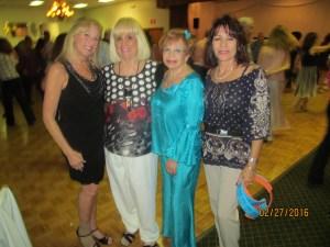 Charlotte Beasley, Sandi Solomon, Diane Hwit