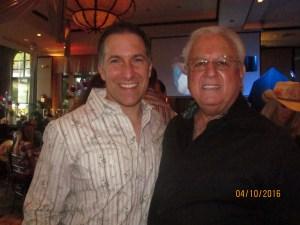State Atty Dave Aronberg with Jay DiPietro