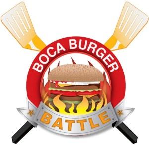 Boca Burger Battle logo
