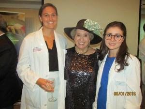 Marleen Forkas, and medical students
