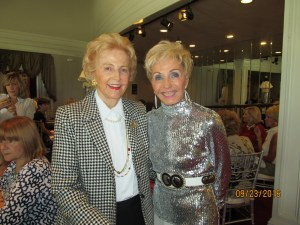 Elaine Wold and Marilyn Swillinger