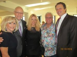 Marilyn and John Weinberg Sharon and Jay DiPietro and John Kelly