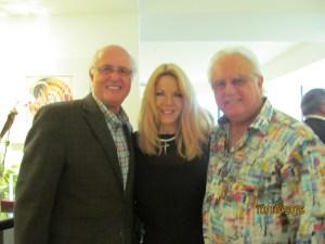 Warren Orlando, Sharon and Jay DiPietro