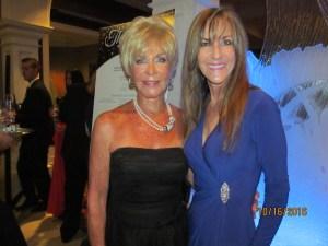 Patti Carpenter and Dorinda Spahr