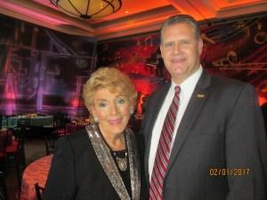 Yvonne Boice and Troy Mcclellan